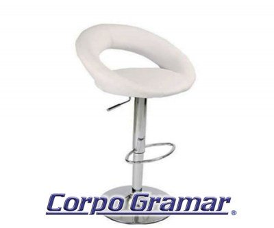 Silla Multifuncional BIPIEL SUPER PARMA COLOR BLANCO